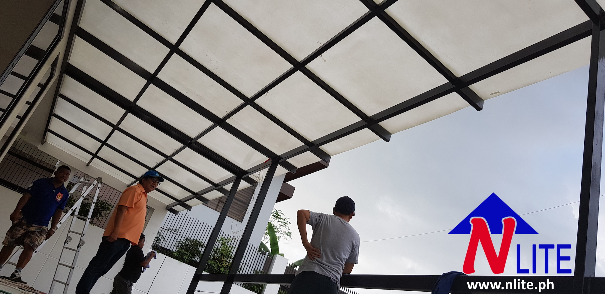 Fiberglass Roofing Supplier Installer Manila Philippines
